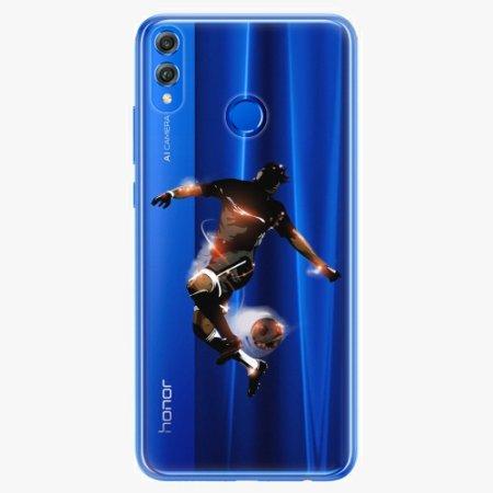 iSaprio Silikonové pouzdro - Fotball 01 - Huawei Honor 8X
