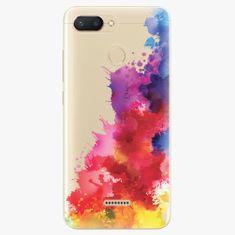 iSaprio Plastový kryt - Color Splash 01 - Xiaomi Redmi 6