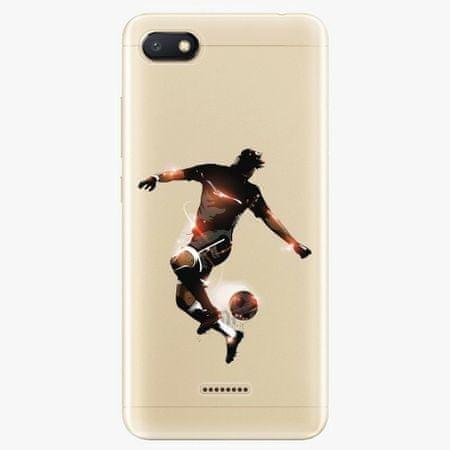iSaprio Silikonové pouzdro - Fotball 01 - Xiaomi Redmi 6A