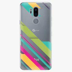 iSaprio Plastový kryt - Color Stripes 03 - LG G7
