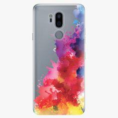 iSaprio Plastový kryt - Color Splash 01 - LG G7