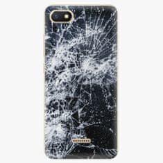 iSaprio Plastový kryt - Cracked - Xiaomi Redmi 6A