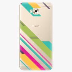 iSaprio Plastový kryt - Color Stripes 03 - Asus ZenFone 4 Selfie ZD553KL