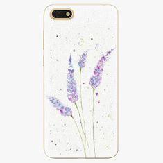 iSaprio Silikonové pouzdro - Lavender - Huawei Honor 7S