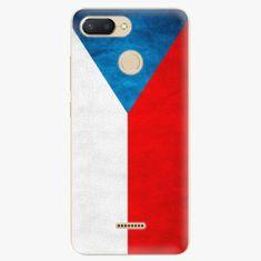 iSaprio Plastový kryt - Czech Flag - Xiaomi Redmi 6