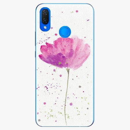 iSaprio Silikonové pouzdro - Poppies - Huawei Nova 3i