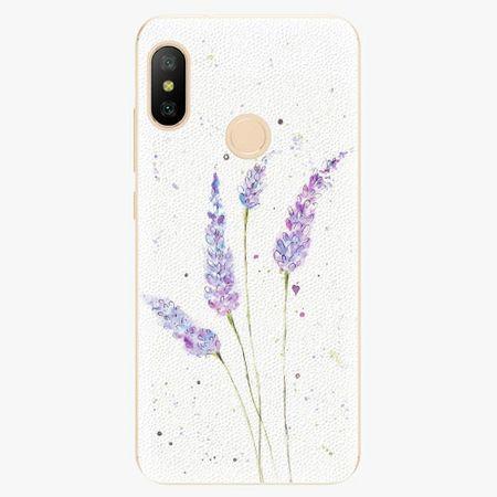 iSaprio Silikonové pouzdro - Lavender - Xiaomi Mi A2 Lite