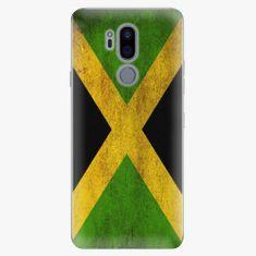 iSaprio Plastový kryt - Flag of Jamaica - LG G7