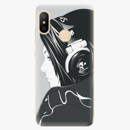 iSaprio Silikonové pouzdro - Headphones - Xiaomi Mi A2 Lite
