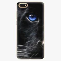 iSaprio Plastový kryt - Black Puma - Huawei Honor 7S