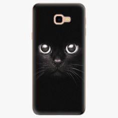 iSaprio Plastový kryt - Black Cat - Samsung Galaxy J4+