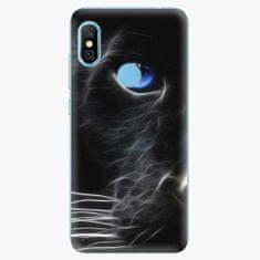 iSaprio Plastový kryt - Black Puma - Xiaomi Redmi Note 6 Pro
