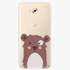 iSaprio Plastový kryt - Brown Bear - Asus ZenFone 4 Selfie ZD553KL