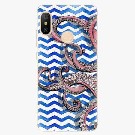 iSaprio Silikonové pouzdro - Octopus - Xiaomi Mi A2 Lite