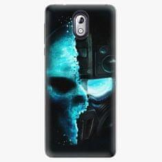 iSaprio Plastový kryt - Roboskull - Nokia 3.1