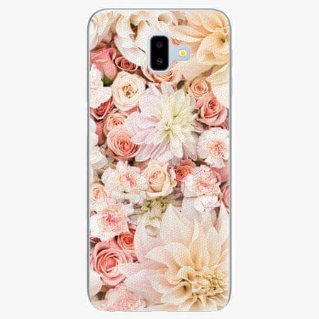 iSaprio Silikonové pouzdro - Flower Pattern 06 - Samsung Galaxy J6+