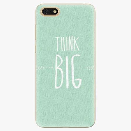iSaprio Silikonové pouzdro - Think Big - Huawei Honor 7S