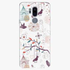 iSaprio Plastový kryt - Birds - LG G7