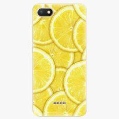 iSaprio Plastový kryt - Yellow - Xiaomi Redmi 6A