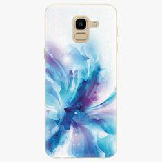 iSaprio Plastový kryt - Abstract Flower - Samsung Galaxy J6