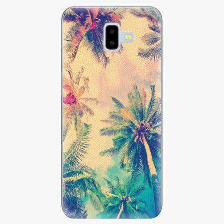 iSaprio Silikonové pouzdro - Palm Beach - Samsung Galaxy J6+