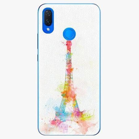 iSaprio Silikonové pouzdro - Eiffel Tower - Huawei Nova 3i