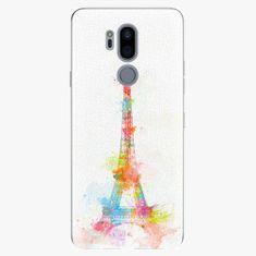 iSaprio Plastový kryt - Eiffel Tower - LG G7
