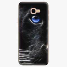 iSaprio Silikonové pouzdro - Black Puma - Samsung Galaxy J4+