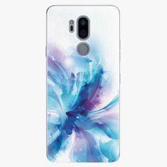 iSaprio Plastový kryt - Abstract Flower - LG G7