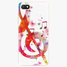 iSaprio Plastový kryt - Love Music - Xiaomi Redmi 6A
