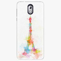 iSaprio Plastový kryt - Eiffel Tower - Nokia 3.1