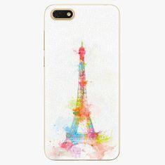 iSaprio Silikonové pouzdro - Eiffel Tower - Huawei Honor 7S
