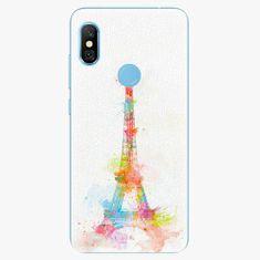 iSaprio Plastový kryt - Eiffel Tower - Xiaomi Redmi Note 6 Pro