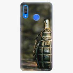 iSaprio Plastový kryt - Grenade - Huawei Y9 2019