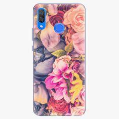 iSaprio Plastový kryt - Beauty Flowers - Huawei Y9 2019