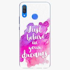 iSaprio Plastový kryt - Believe - Huawei Y9 2019