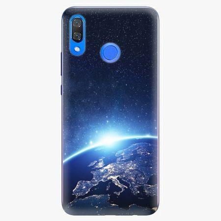 iSaprio Plastový kryt - Earth at Night - Huawei Y9 2019