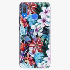 iSaprio Plastový kryt - Tropical Flowers 05 - Huawei Y9 2019