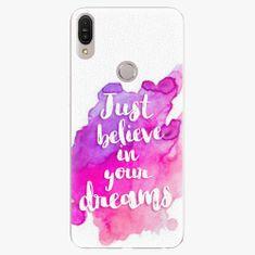 iSaprio Plastový kryt - Believe - Asus Zenfone Max Pro ZB602KL