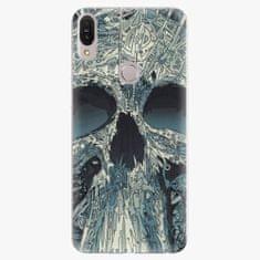 iSaprio Plastový kryt - Abstract Skull - Asus Zenfone Max Pro ZB602KL