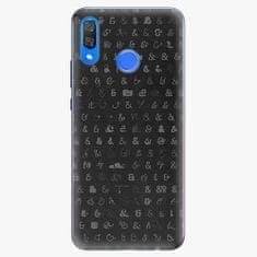 iSaprio Plastový kryt - Ampersand 01 - Huawei Y9 2019