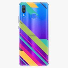 iSaprio Plastový kryt - Color Stripes 03 - Huawei Y9 2019