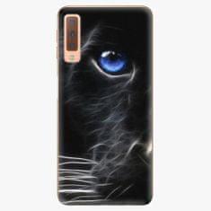 iSaprio Plastový kryt - Black Puma - Samsung Galaxy A7 (2018)