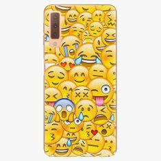 iSaprio Plastový kryt - Emoji - Samsung Galaxy A7 (2018)
