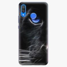 iSaprio Plastový kryt - Black Puma - Huawei Y9 2019