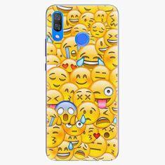 iSaprio Plastový kryt - Emoji - Huawei Y9 2019