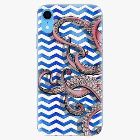 iSaprio Plastový kryt - Octopus - iPhone XR