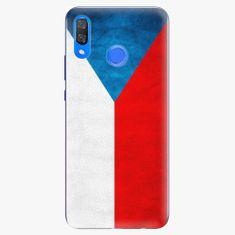 iSaprio Plastový kryt - Czech Flag - Huawei Y9 2019
