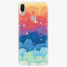iSaprio Plastový kryt - Cats World - Asus Zenfone Max Pro ZB602KL