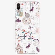 iSaprio Plastový kryt - Birds - Asus Zenfone Max Pro ZB602KL
